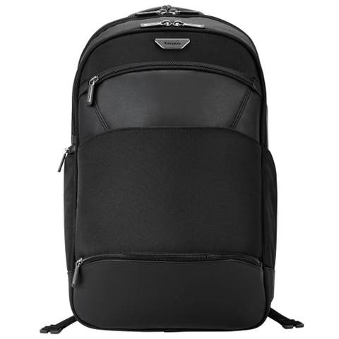 """Targus 15.6"""" Mobile ViP Checkpoint-Friendly Backpack with SafePort Sling Drop Protection"""