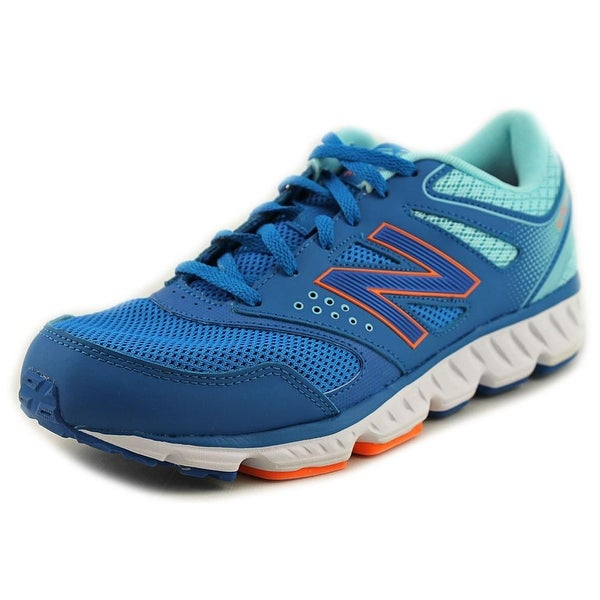 New Balance W675 D Round Toe Synthetic Running Shoe
