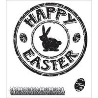 """Easter Seal - Technique Tuesday Clear Stamps 2""""X2.5"""""""