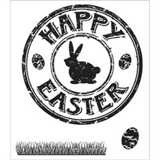 "Easter Seal - Technique Tuesday Clear Stamps 2""X2.5"""