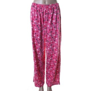 Hue Womens Sleep Pant Cotton Polka Dot - S