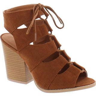 Qupid Women's Barnes-01A Ankle Bootie