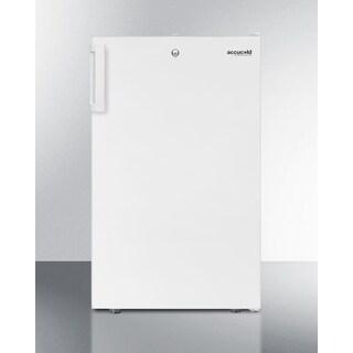 Summit FF511L7ADA 20 Inch Wide 4.1 Cu. Ft. Medical Refrigerator