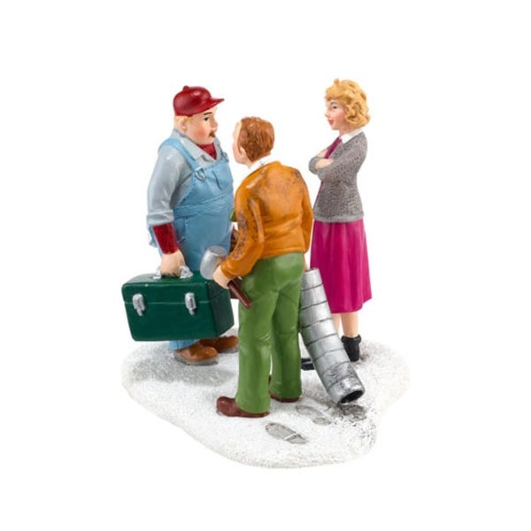 "Department 56 A Christmas Story ""Facing the Inevitable"" Figurine #4026951"