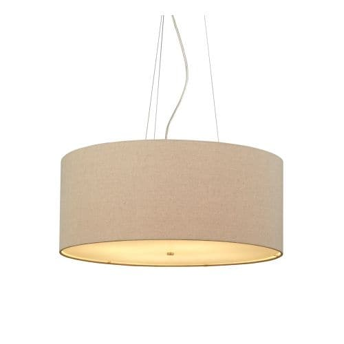 Lbl lighting fiona grande pebble 75w 4 light foyer pendant