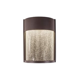 Modern Forms WS-W2408 Rain 1 Light LED ADA Compliant Outdoor Wall Sconce - 6 Inc