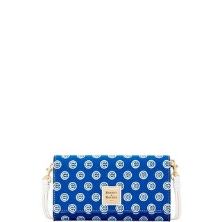 Dooney & Bourke MLB Chicago Cubs Daphne Crossbody Wallet (Introduced by Dooney & Bourke at $178 in Apr 2017)