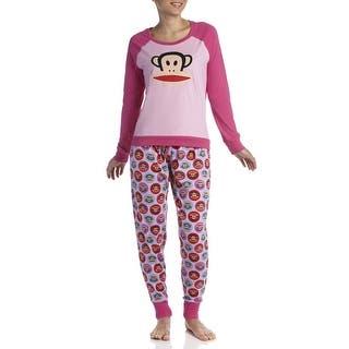 Paul Frank Classics Circle Print Pajama Set|https://ak1.ostkcdn.com/images/products/is/images/direct/9bbcf7721aef3eab69617d5da785892dcf14d7a3/Paul-Frank-Classics-Pajama-Set.jpg?impolicy=medium