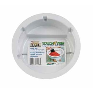 Encore 82118 Touch-N-Trim Painters Tray, White