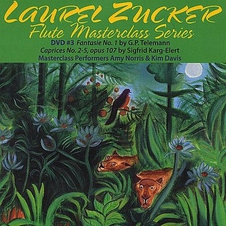 Laurel Zucker - Masterclass Series 3 [DVD]