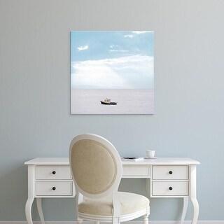 Easy Art Prints Alan Blaustein's 'Lago Vista #30' Premium Canvas Art