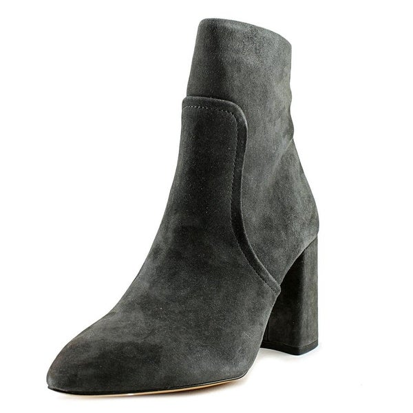 a298e44991b65 Shop Steve Madden Womens Jaque Suede Pointed Toe Ankle Fashion Boots ...
