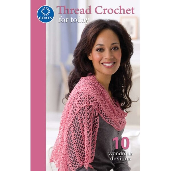 Coats & Clark Books-Thread Crochet For Today