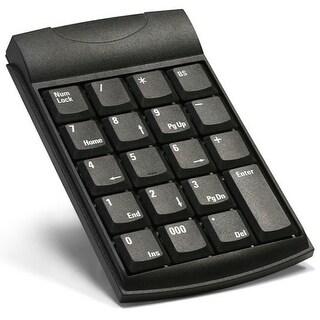 Unitech K19U Unitech K19 USB Keypad - USB - 19 Keys - Black