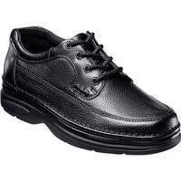Nunn Bush Men's Cameron 83890 Moc Toe Oxford Comfort Gel Black Tumble