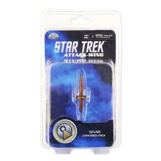 Star Trek Attack Wing Vulcan Ni'var Expansion Pack
