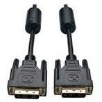 Tripp Lite P561-006 Dvi Single Link Cable, Digital Tmds Monitor Cable (Dvi-D M/M), 6-Ft.