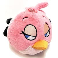 "Angry Birds 8"" Talking Plush: Pink Bird - multi"