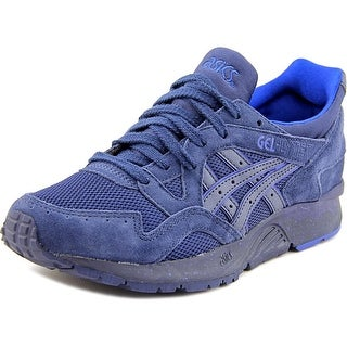 Asics Gel-Lyte V Round Toe Leather Sneakers