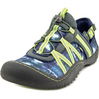 JBU by Jambu Keegan Women Round Toe Synthetic Multi Color Sneakers