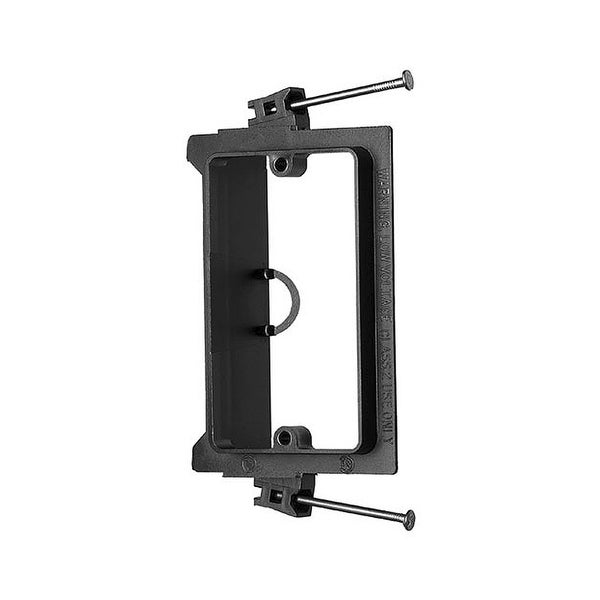 Arlington™ LVN1 Nail-On Low Voltage Mounting Bracket, Single Gang