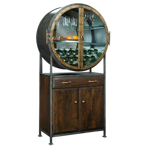 Howard Miller Rob Roy Wine & Bar Cabinet