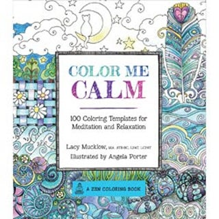 Color Me Calm - Race Point Publishing Books