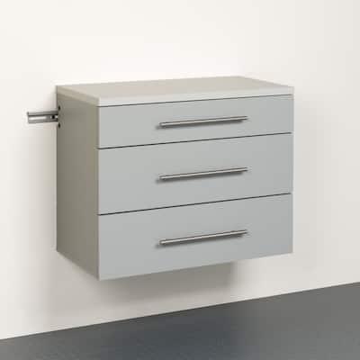Prepac HangUps 3-drawer Base Storage Cabinet
