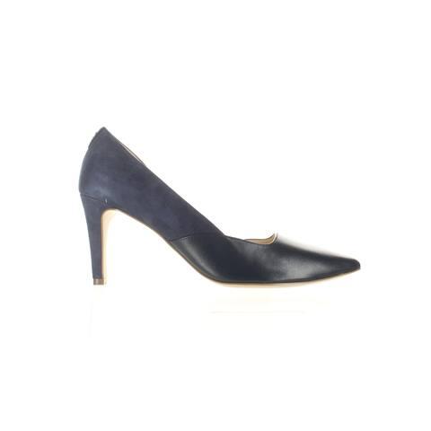 Cole Haan Womens Rendon Pump 2 Blue DOrsays Size 10