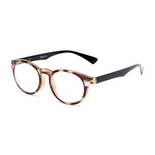 Readers.com The Ivy League Bifocal Round Reading Glasses