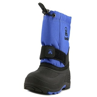 Kamik Rocket Toddler Round Toe Synthetic Winter Boot