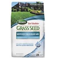Scotts 18266 Turf Builder Kentucky Bluegrass Mix Grass Seed, 3 Lbs