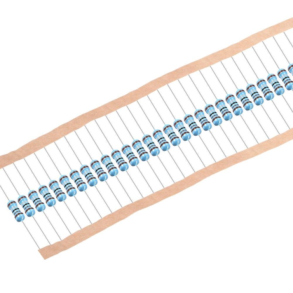 50 pcs Resistors 270k Ohms Free Shipping 5/% Carbon Film 1//6W USA Seller