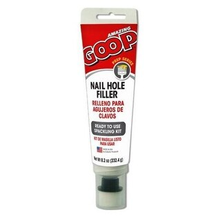 Amazing Goop 310015 Nail Hole Filler Tube, 8.2 Oz