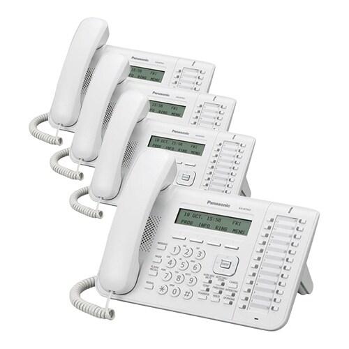 Panasonic KX-NT543 (4 Pack) 3 Line IP Phone