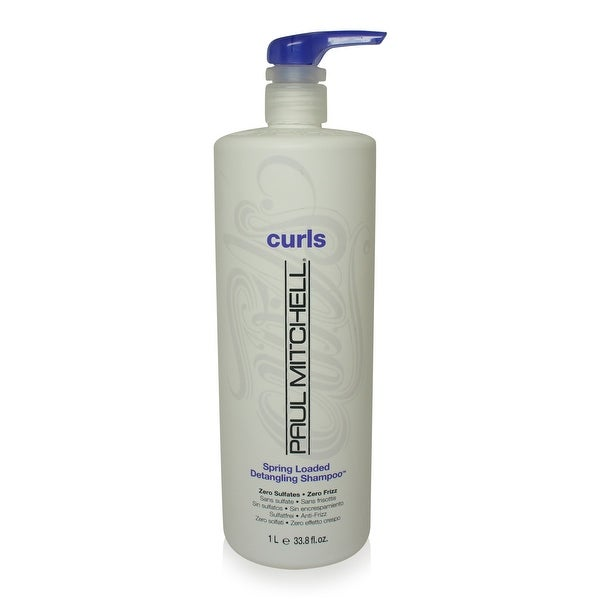 Paul Mitchell Curls Spring Loaded Conditioner 33.8 Fl Oz