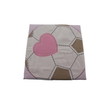 Tiddliwinks Fleece Girl's Pillow Sham