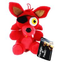 "Five Nights At Freddy's 12"" Plush: Foxy - multi"
