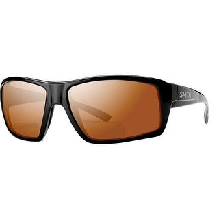 Smith Optics Sunglasses Mens Timeless Challis Bifocal Ready To Wear CHBK - Black Copper