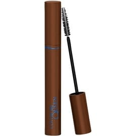 CoverGirl Queen Collection Lash Fanatic Waterproof Mascara, Black, 0.24 oz