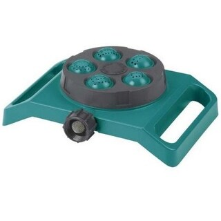 Gilmour 775 Five Pattern Turret Sprinkler