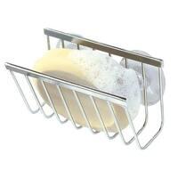 Interdesign Soap/Sponge Holder 84302 Unit: EACH