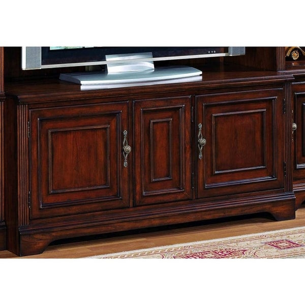 Merveilleux Hooker Furniture 281 70 441 56 Inch Wide Hardwood Media Cabinet From The  Brookha