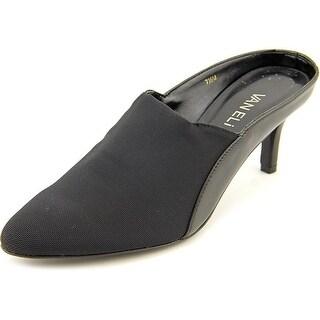 Vaneli Lezlie Women N/S Pointed Toe Synthetic Mules