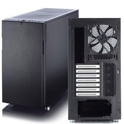 Fractal Design Fd-Ca-Def-R5-Bk Define R5 Black