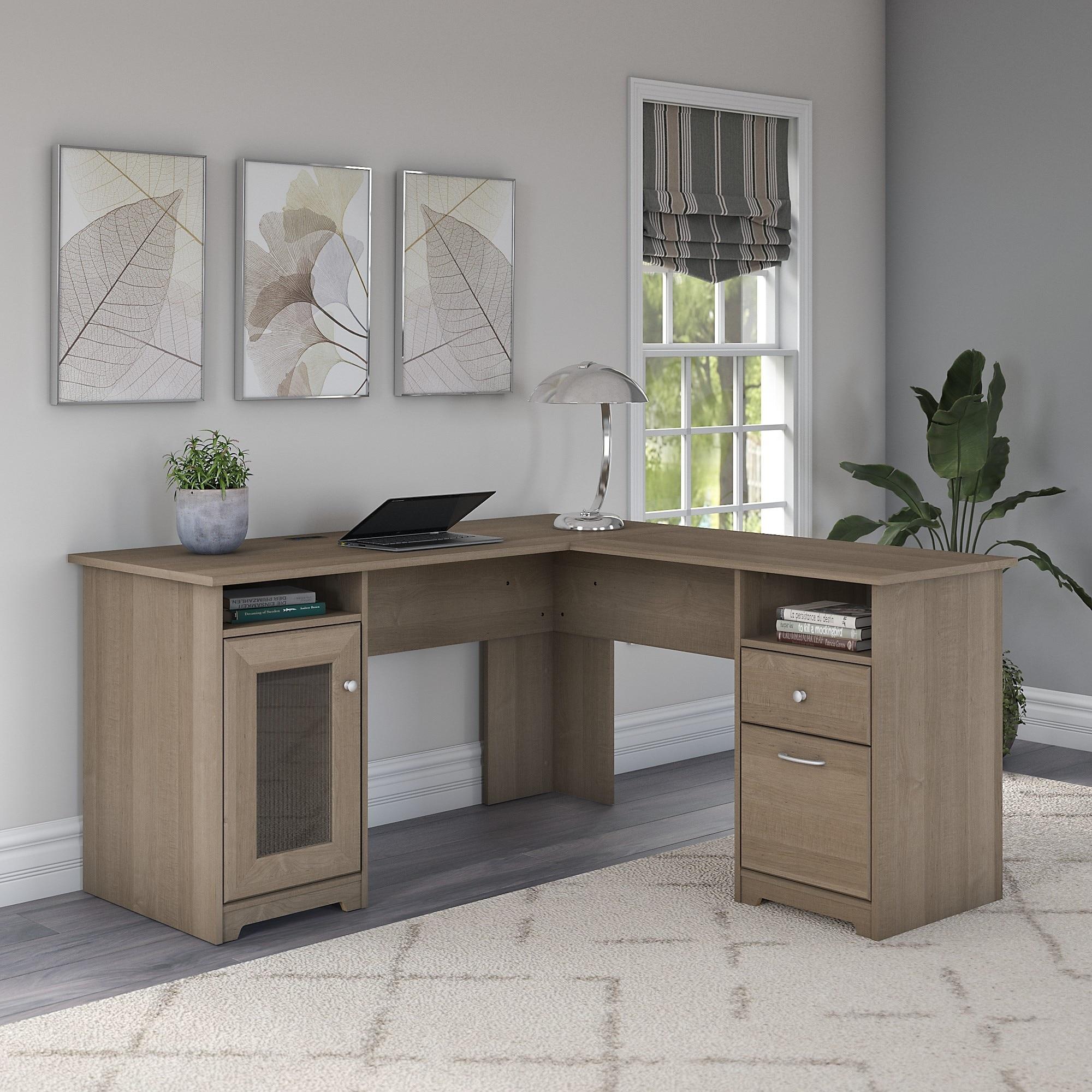 Copper Grove Burgas L Shaped Computer Desk On Sale Overstock 29167876
