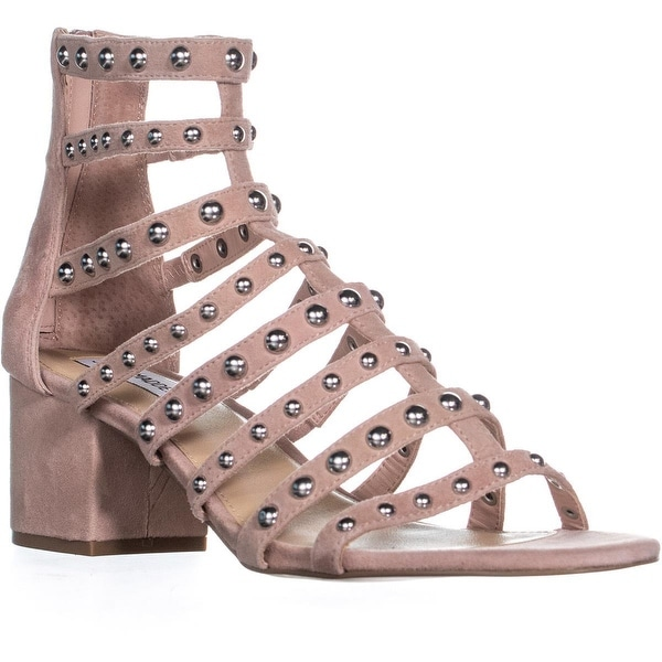 150298822080 Shop Steve Madden Mania Strappy Block Heel Sandals