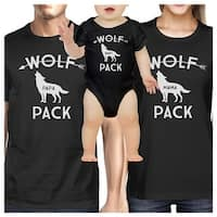 Mom Dad And Baby Matching Outfits Unique Family Black Shirts For Gifts