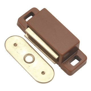 """Hickory Hardware P650 3/4"""" x 1-3/4"""" Magnetic Cabinet Catch"""