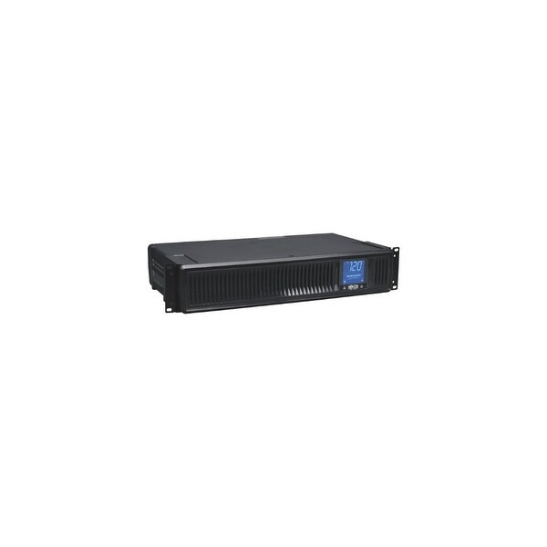 Tripp Lite SMART1500LCDXLS Tripp Lite SMART1500LCDXL 1500VA UPS Smart LCD AVR 120V Ext Run USB DB9 RJ11 RJ45 2URM, 8 Outlets